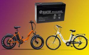 Elektrikli bisiklet aküsü