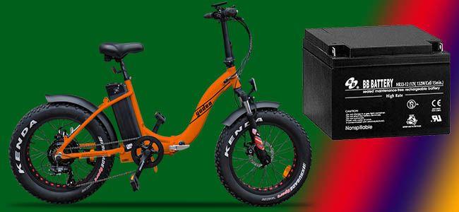 Uzun ömürlü elektrikli bisiklet aküsü