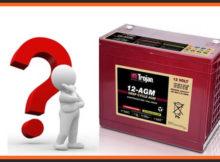 AGM Akü nedir?